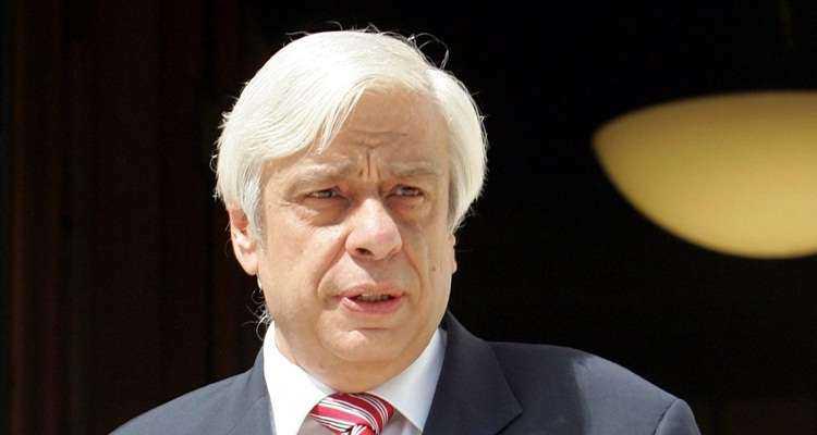 Presidente Grécia - Prokopis Pavlopoulos