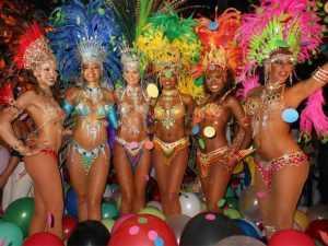 Entrudo A exuberância do carnaval brasileiro