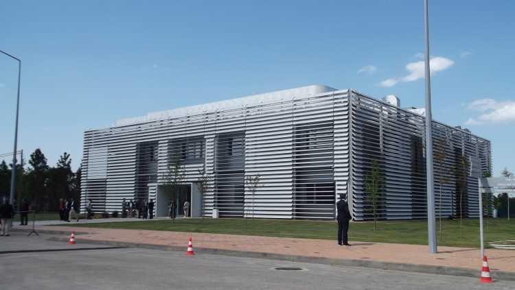 Novo edifício Biocant