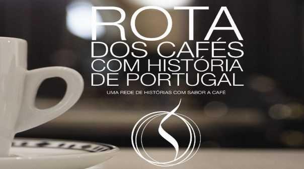 Rota dos cafés com história
