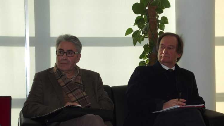 Victor Monteiro e Américo Santos