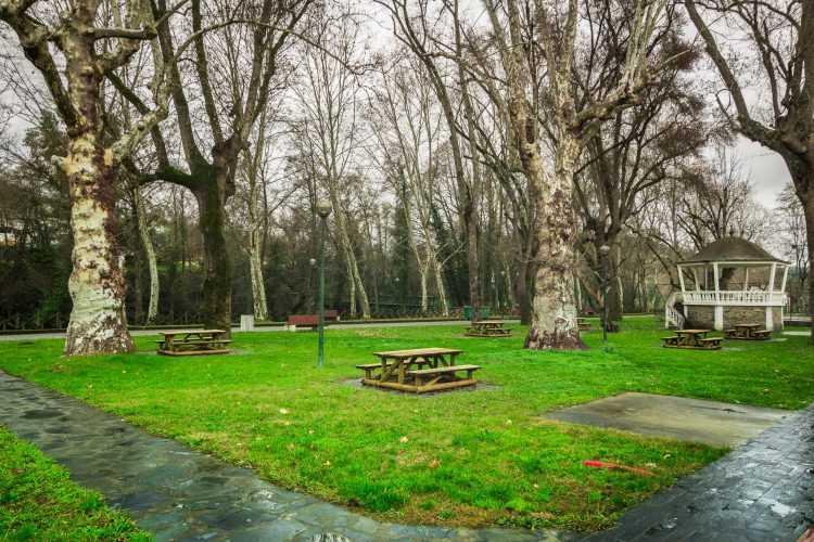 Mesas Parque Cerejal