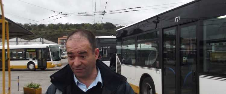 Sancho Antunes - Comissão de Trabalhadores