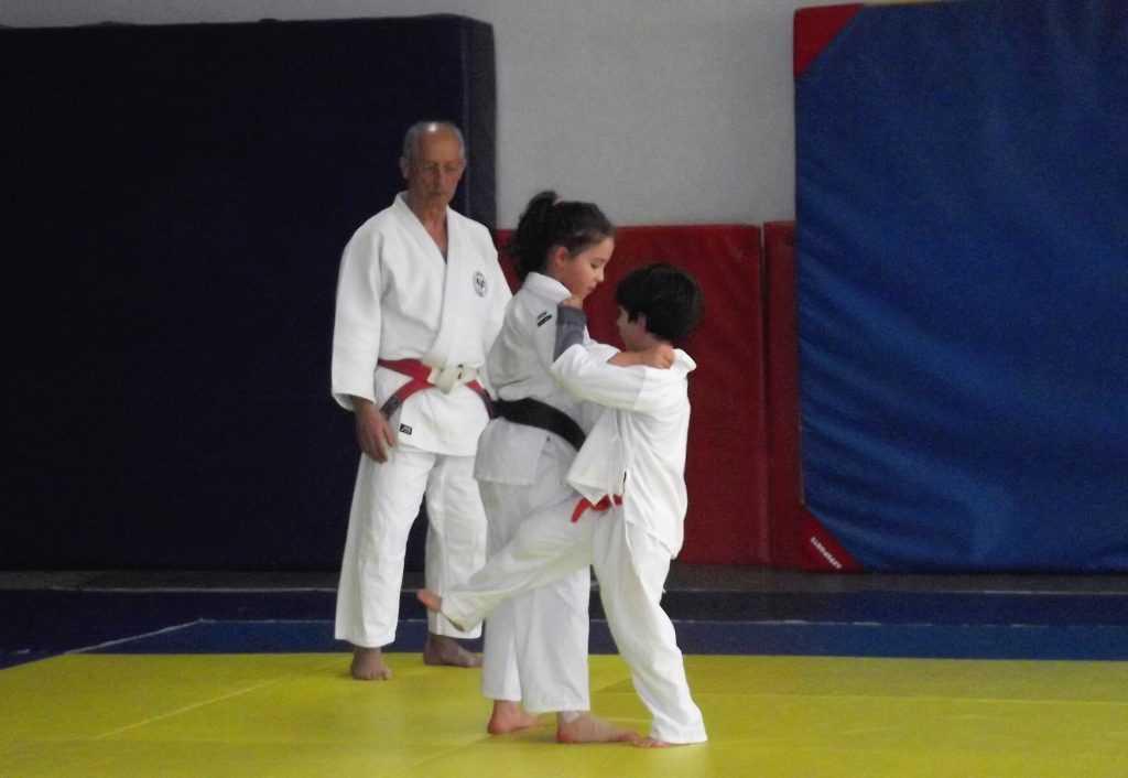 A secção de judo na ACM tem como timoneiro, desde há 30 anos, o mestre Fausto Carvalho