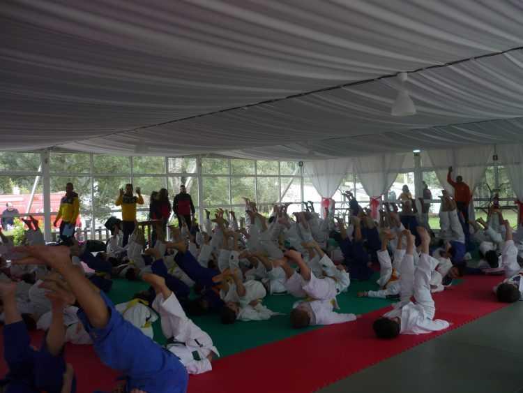 Aniversário 30 anos Judo ACM