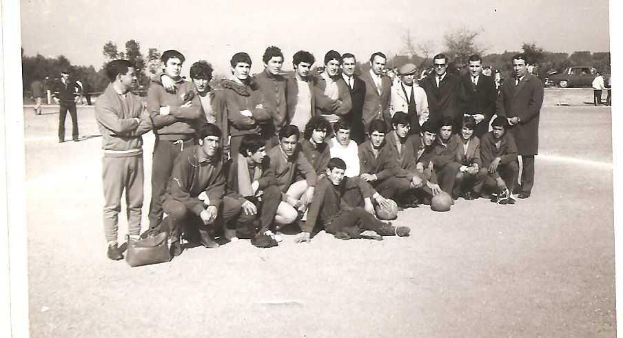 Futebolistas União Coimbra antigos