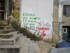 Vandalismo cbr 3