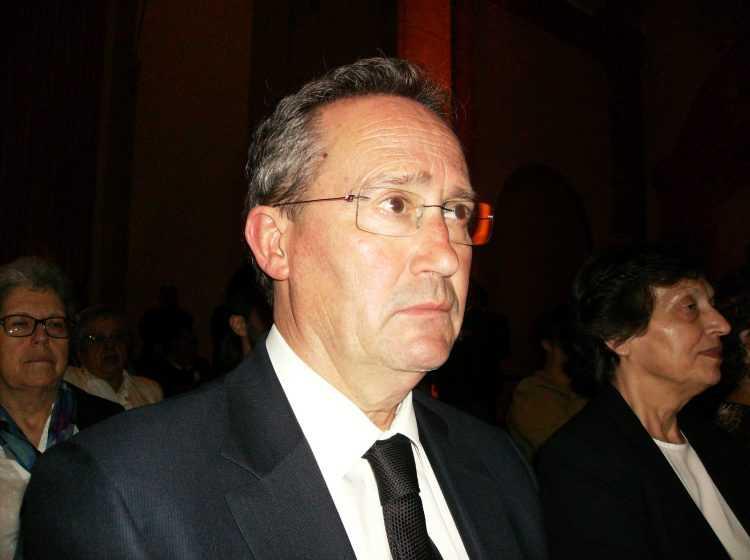 António Henriques Gaspar, presidente do Supremo Tribunal de Justiça