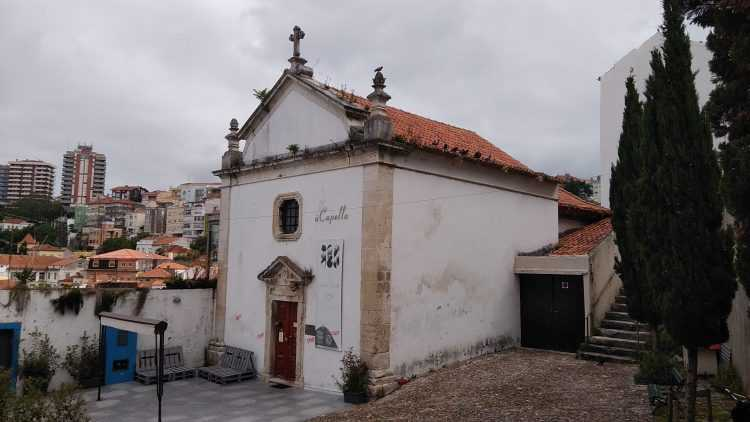 17 - Rua do Corpo de Deus A capela de Nossa Senhora da Vitória