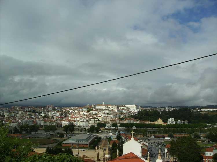 Vista cidade - Convento Rainha Santa