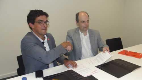 Mário Santos e João Cardoso
