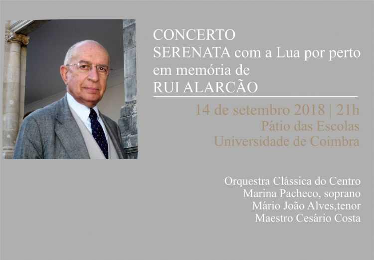 Concerto Rui Alarcão