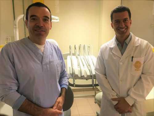 Orlando Martins e Sérgio Matos