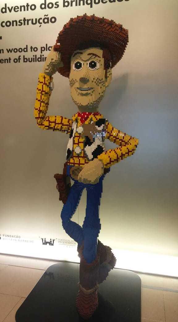 Exposição brinquedos - Portugal Pequenitos