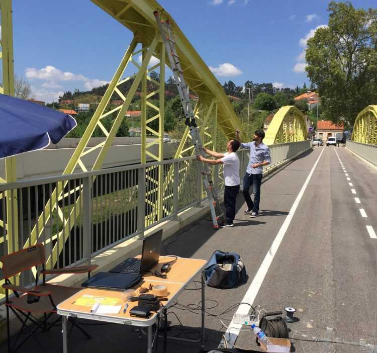 UC Ponte da Portela_ensaios