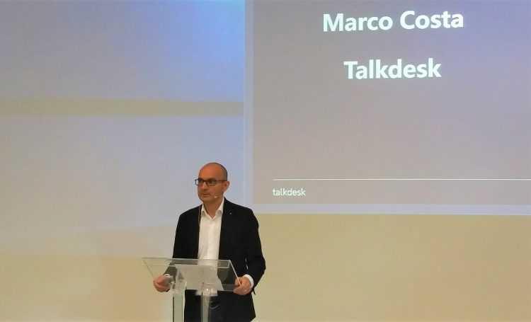 Marco Costa - director-geral Talkdesk